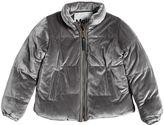 Molo Velvet Puffer Jacket