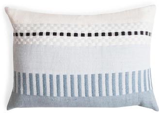 Bole Road Textiles Amaro 12x18 Pillow - Mist