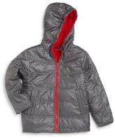 One Kid Toddler's, Little Boy's & Boy's Fleece-Lined Puffer Jacket
