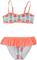 Jantzen Girls' Warm Pineapple Bikini