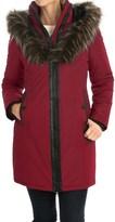 Noize Donna Parka - Zip Front, Insulated, Faux-Fur Hood Trim (For Women)