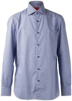 Isaia basic button shirt