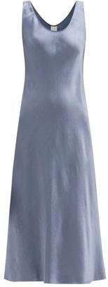 MAX MARA LEISURE Talete Dress - Denim