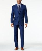 MICHAEL Michael Kors Blue Birdseye Classic-Fit Suit