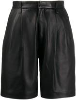 RED Valentino short high waisted shorts