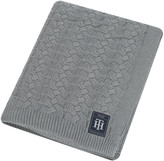 Tommy Hilfiger The American Classic Throw - Grey