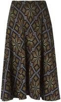 Cecilia Prado knitted skirt - women - Acrylic/Polyamide/Viscose - PP