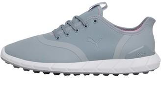 Puma Womens Ignite Statement Low Golf Shoes Quarry