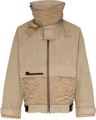 Alyx Night Crawler high-neck jacket
