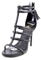 VC Signature Cabul Open Toe Leather Sandals.