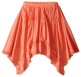 Pumpkin Patch Kids Handkerchief Hem Skirt (Toddler/Little Kids)
