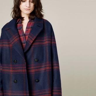Sessun Eureka Street Bloored Womens Jacket - small   Bloored
