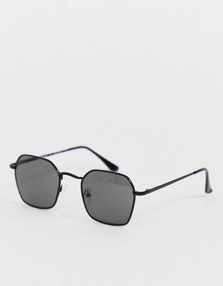Aj Morgan AJ Morgan square sunglasses in black