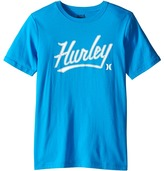 Hurley Short Sleeve Retreat Tee (Big Kids)