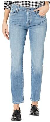 7 For All Mankind Josefina in Bright Light Broken Twill (Bright Light Broken Twill) Women's Jeans