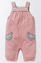 Toddler Girl's Mini Boden Fun Overalls