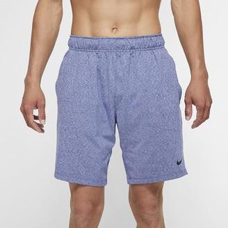 Nike Men's Yoga Training Shorts Dri-FIT