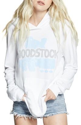 Recycled Karma Woodstock Cotton Blend Hoodie