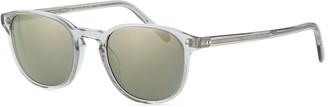 Oliver Peoples Men's Fairmont Acetate Sunglasses