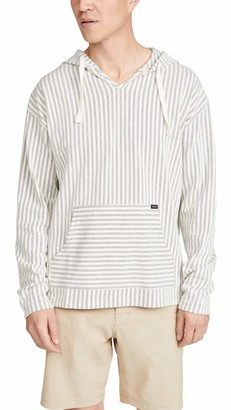 RVCA Men's Ledge Hooded Sweatshirt