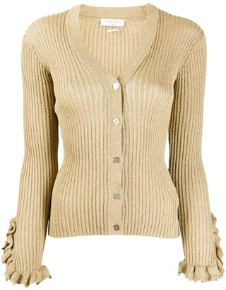 Sandro Paris Knitted Cardigan