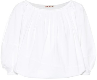 Marni Cotton blouse