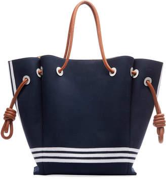 Loewe Flamenco Knot Sailor Tote Bag