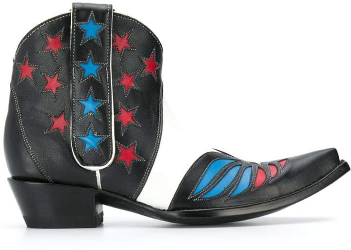 a9962ed2bb8 Jessie Western western cowgirl boots