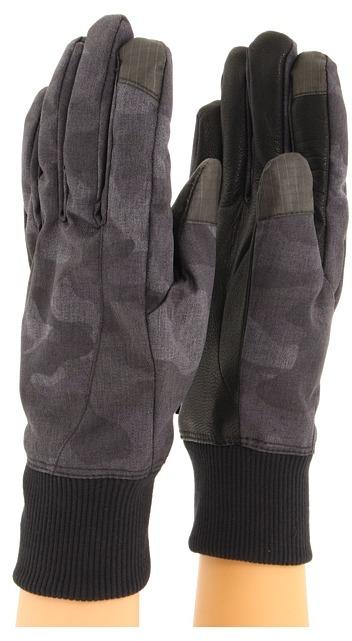 Columbia Urbain Heritage Glove (Black Camo) - Accessories