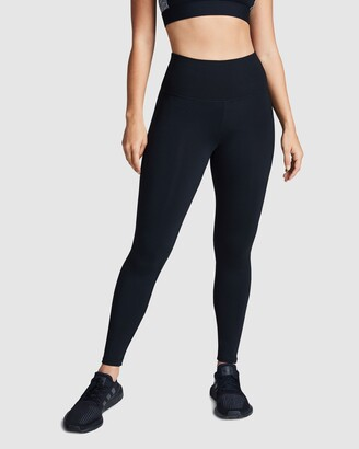 Rockwear - Women's Black Tights - Scrunch Bum Full Length Tights - Size One Size, 6 at The Iconic