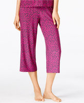 Alfani Leopard-Print Pajama Pants, Only at Macy's