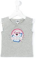 Karl Lagerfeld printed T-shirt - kids - Cotton/Spandex/Elastane - 24 mth