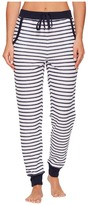 Jane & Bleecker - Double Faced Knit Jogger Pajama Pants Women's Pajama