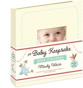 Bed Bath & Beyond The Baby Keepsake Book and Planner by Mindy Weiss