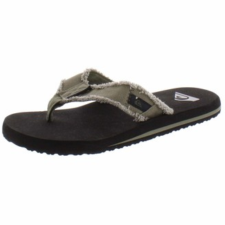 Quiksilver Men's Monkey Abyss 3 Point Sandal