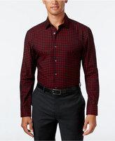 Alfani Men's Slim Fit Print Shirt, Only at Macy's
