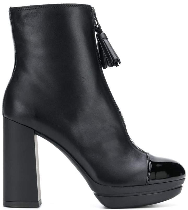 e4fc550b48 Hogan Ankle Women's Boots - ShopStyle