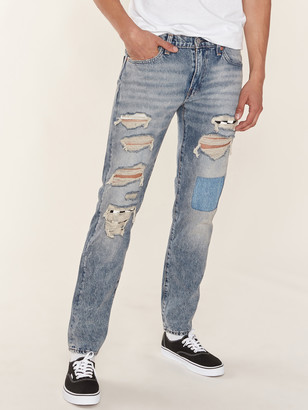 Levi's 511 False Start Slim Fit Jeans