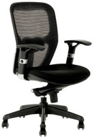 Sydney Office Chair Finish: Black