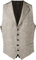Tagliatore classic waistcoat - men - Cotton/Polyamide/Cupro/Polyacrylic - 52