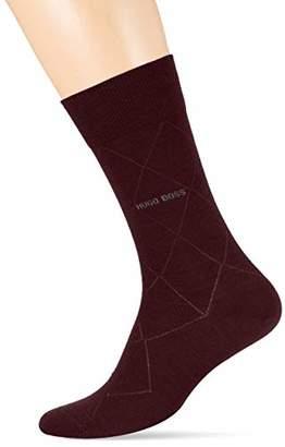 BOSS Men's John Rs Colours Wo Calf Socks,(Size: 43-46)