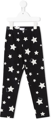 MonnaLisa Star-Print Leggings