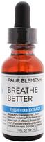 Breathe Better Tincture Blend by Four Elements (1oz Liquid)