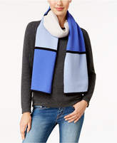 Kate spade new york scarf shopstyle kate spade colorblock scarf sciox Image collections