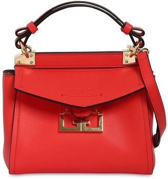Givenchy Mini Mystic Smooth Leather Bag