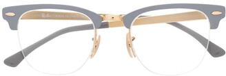 Ray-Ban Horn-Rimmed Glass Frames