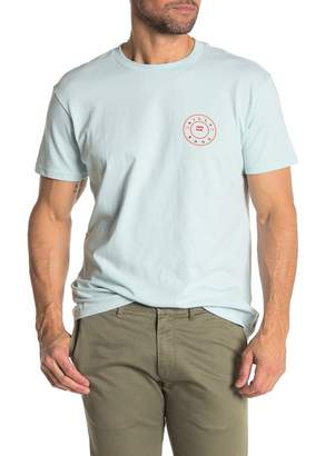 Billabong Stark Weather Brand Logo Graphic T-Shirt