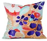 DENY Designs Floral Pillow