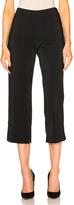 Cushnie et Ochs Stretch Cady Cropped Pants
