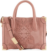 Foley + Corinna Sedona Sunset Frankie Small Satchel Bag, Pink